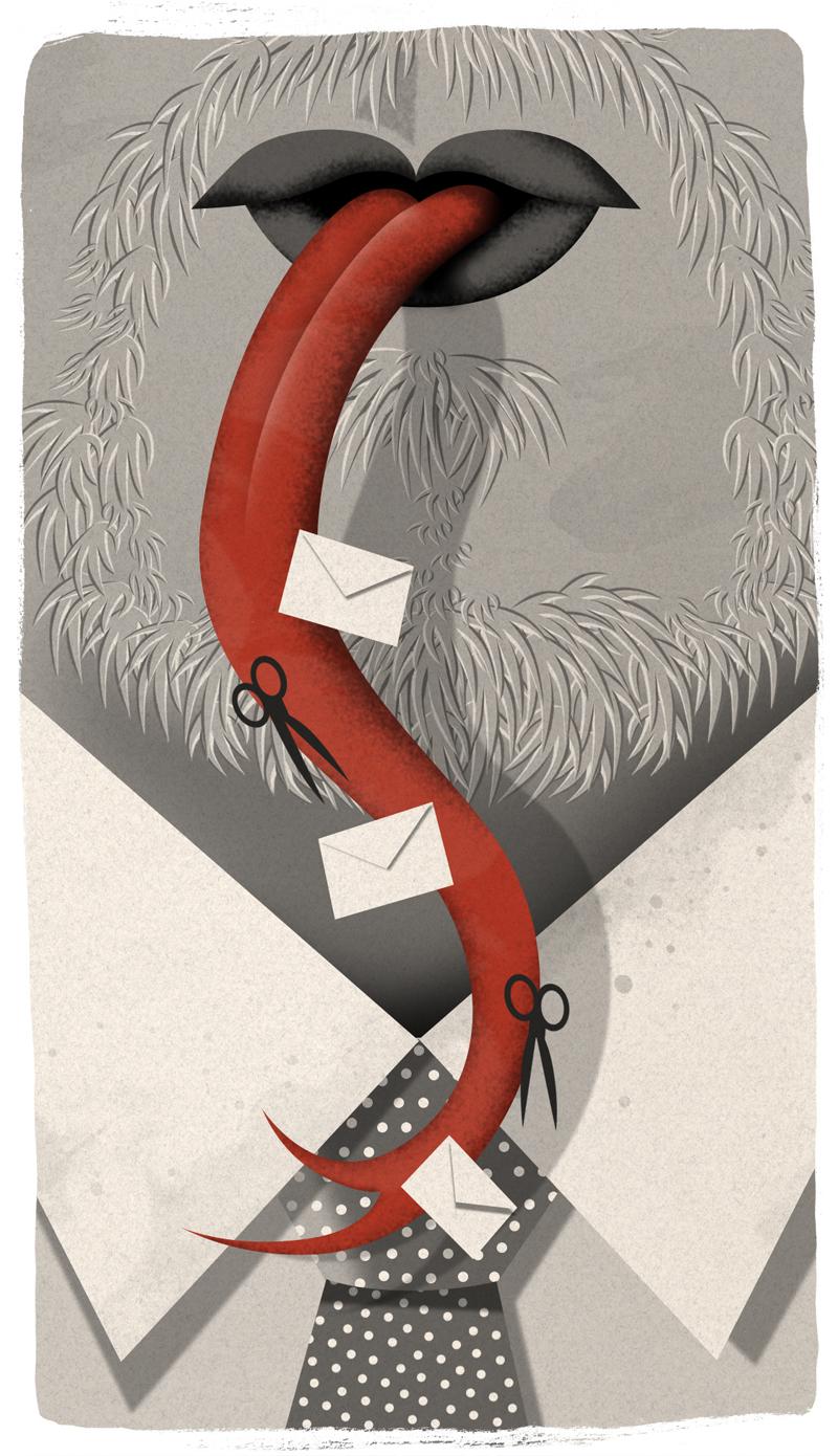 Ilustración en Diario de Mallorca