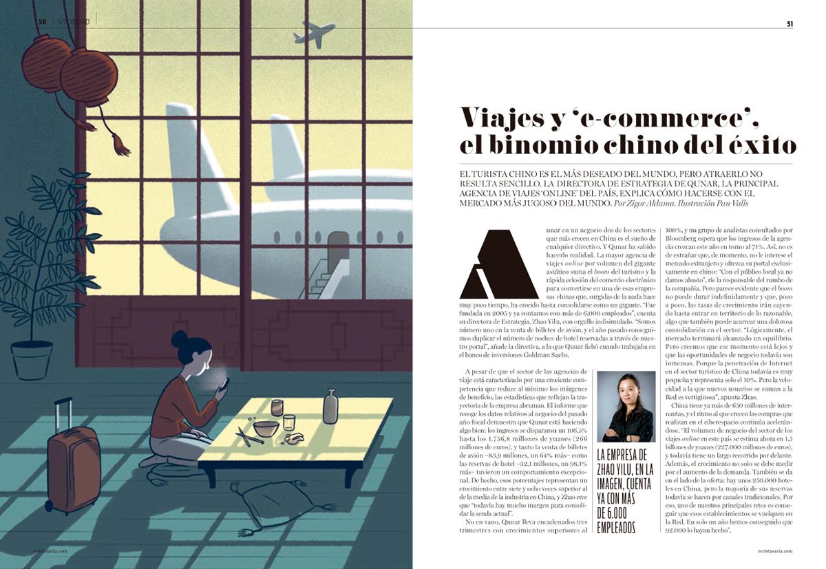 Prensa y revistas