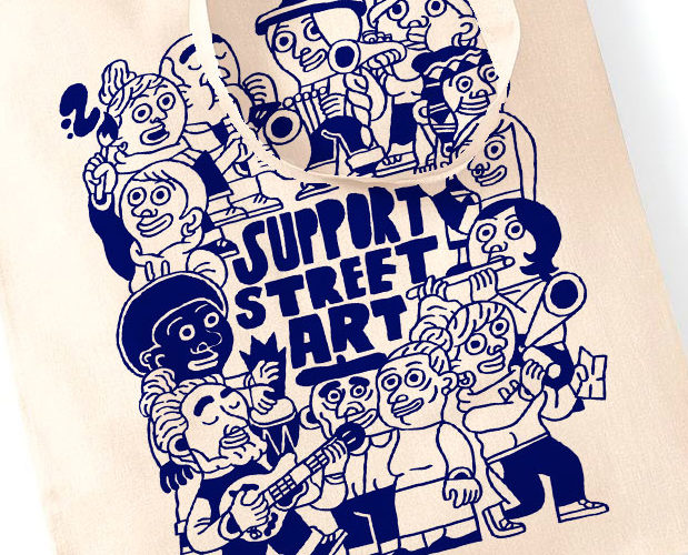 Support Street Art