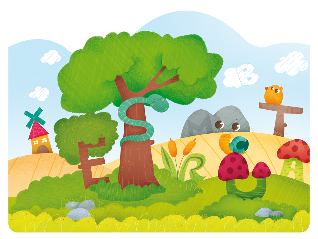proyecto_minitribu_editorialteide_ilustradorainfantil_children_illustration_