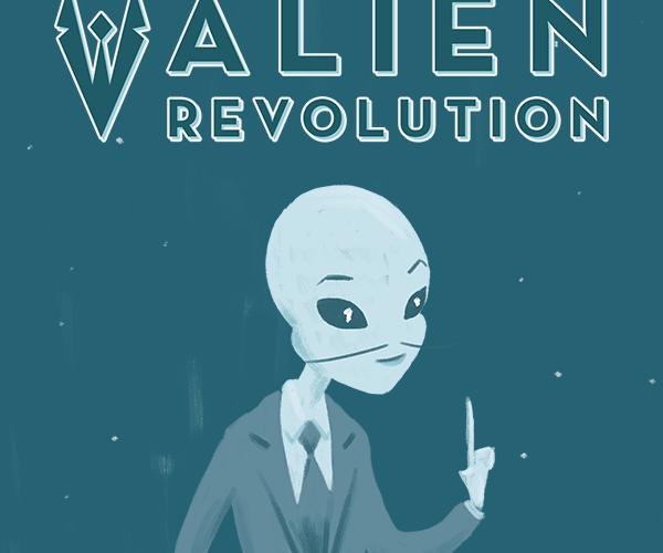 Alien Revolution – MobileComic