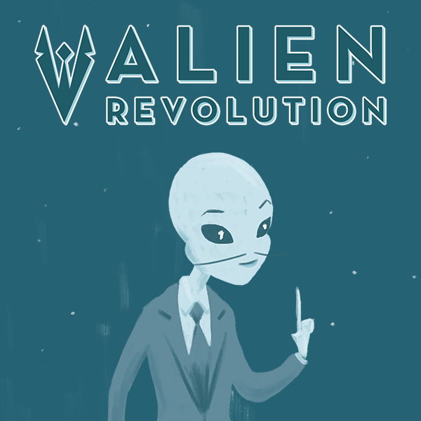 Alien Revolution – MobileComic