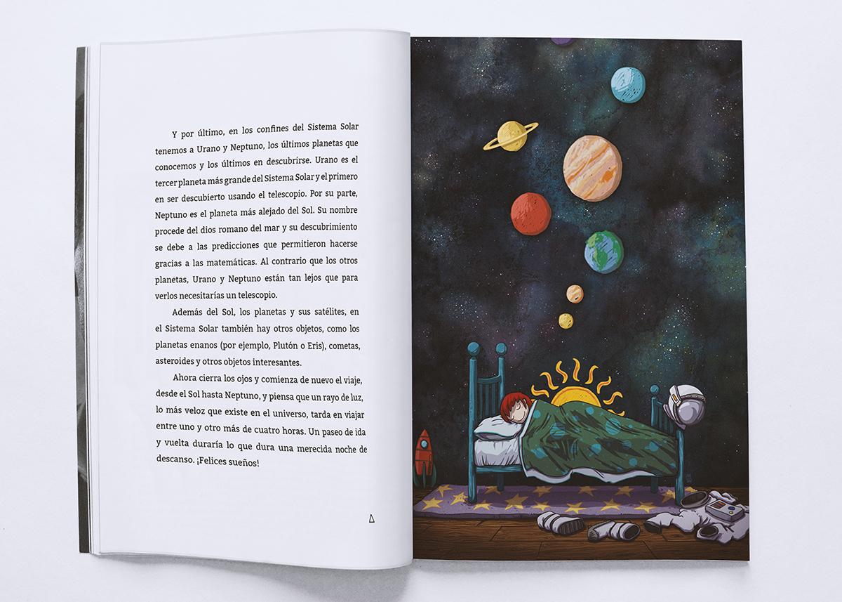 Un paseo por el sistema solar