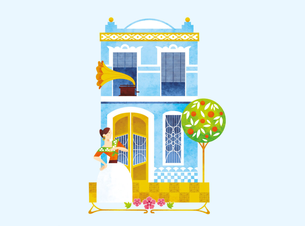 Una casa que fa cantonet