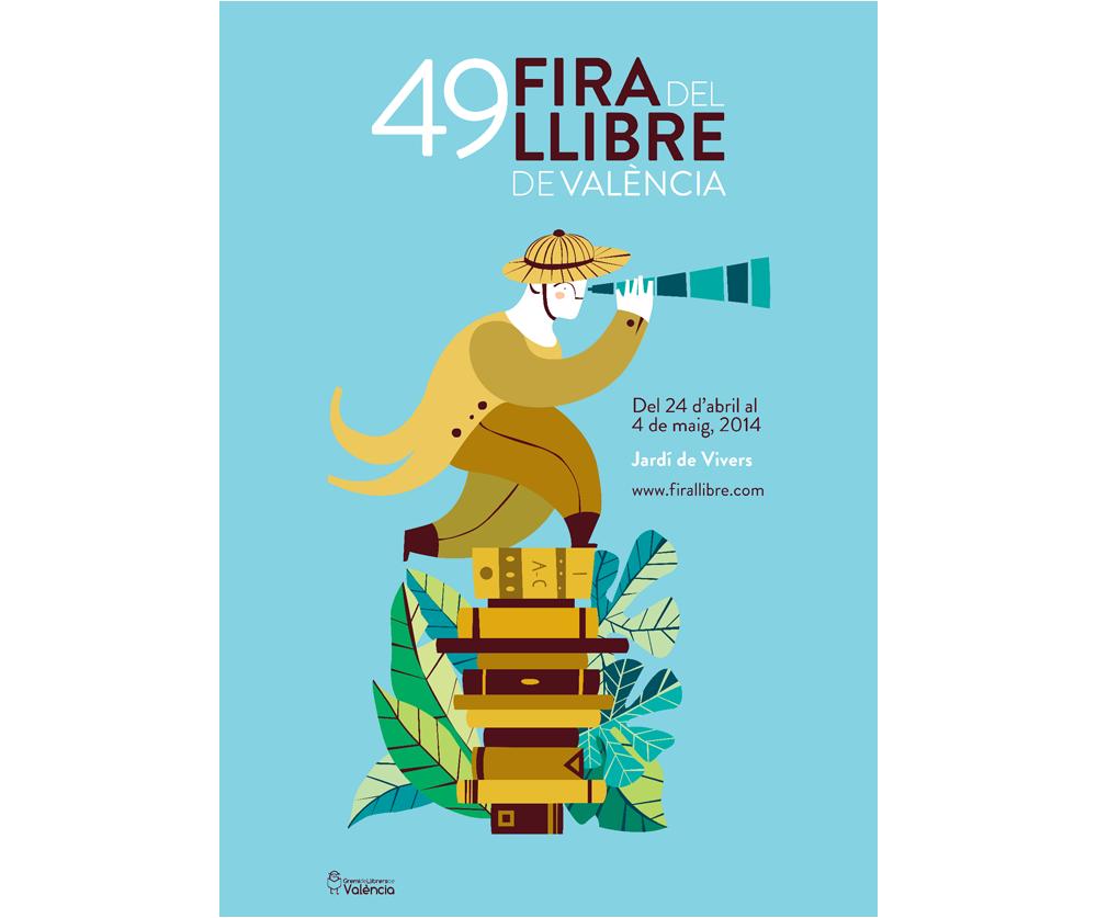 Fira del Llibre de València 2014