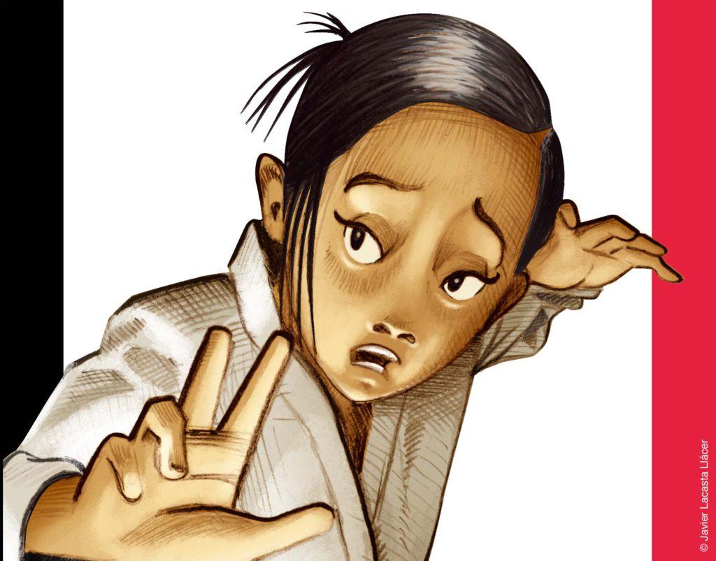 Ilustración juvenil – Juvenile illustration