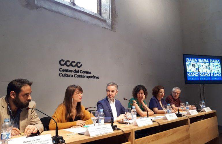 La primera edición de Baba Kamo llega a València entre libros ilustrados y rugidos de león