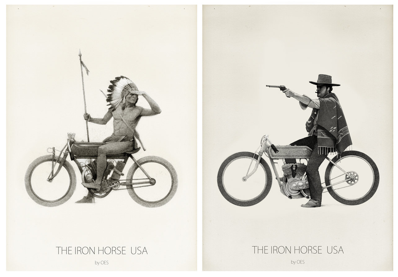 The Iron Horses USA