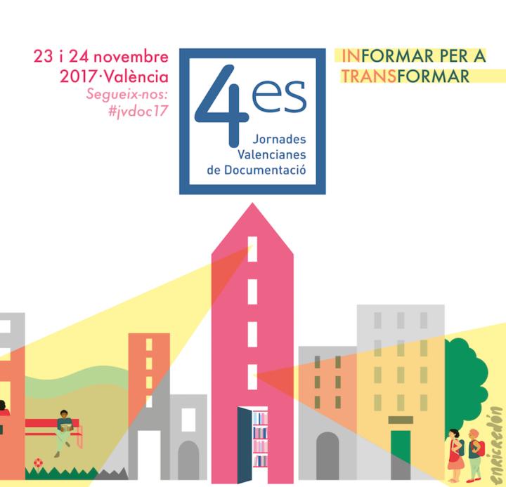 4es Jornades Valencianes de Documentació