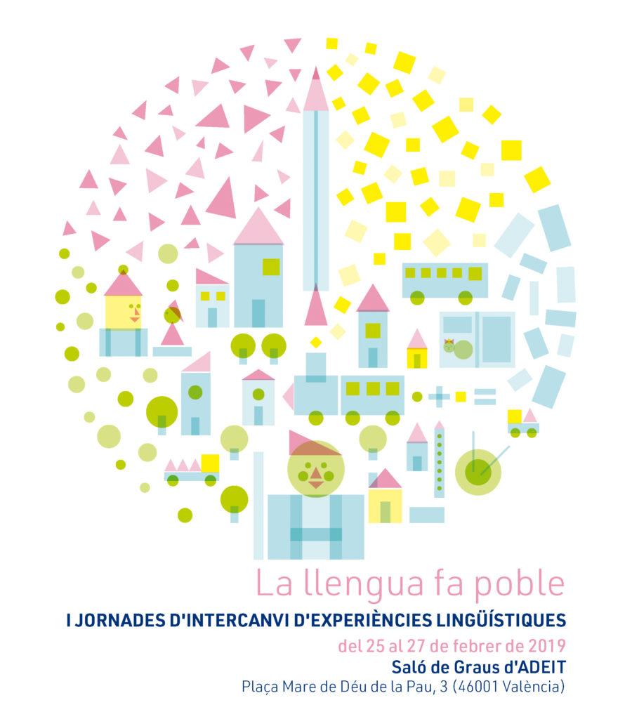 I Jornades d'Intercanvi d'Experiències Lingüístiques