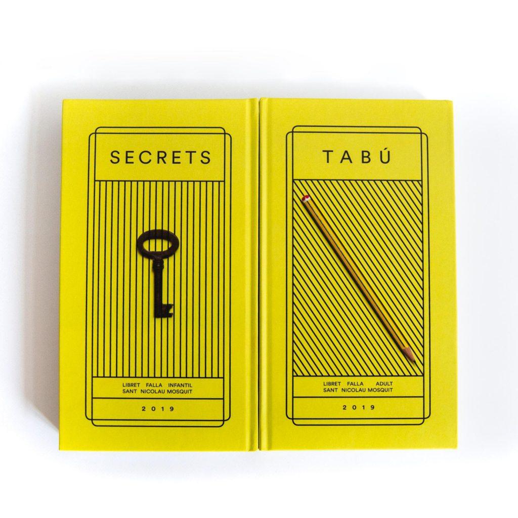 TABÚ/SECRETS