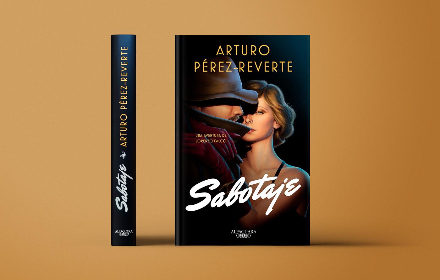 Alfaguara – Serie Falcó
