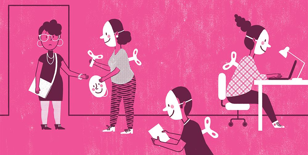 Los malos hábitos y el estrés en el trabajo son contagiosos